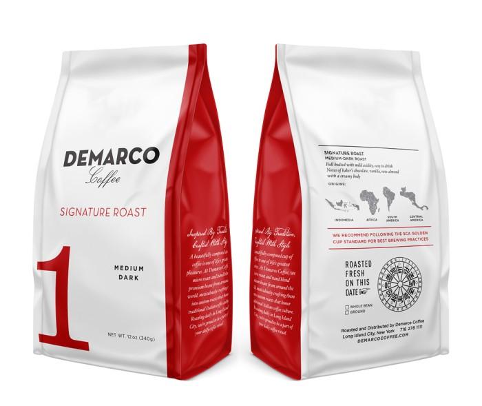 Demarco Brand Refresh