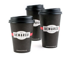 Demarco Coffee Cup
