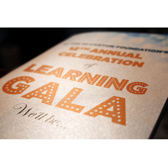 McCarton Foundation's Learning Gala