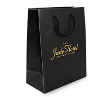 The Jade Hotel Bag