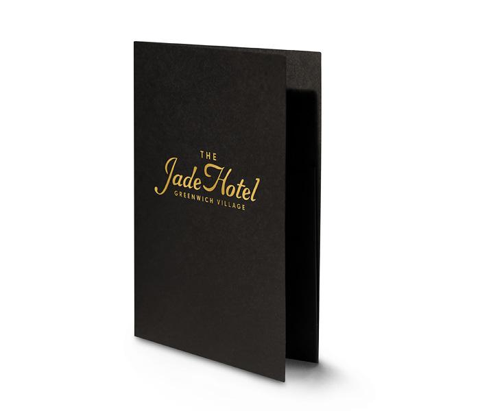 The Jade Hotel Keycard Holder