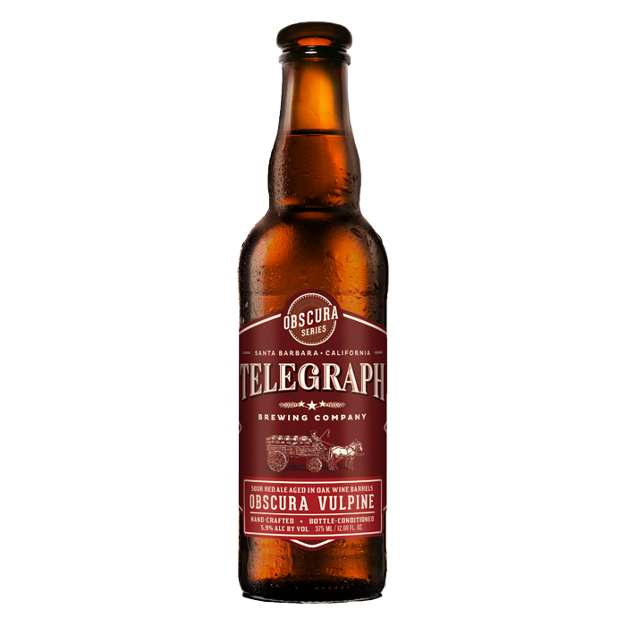 Telegraph Brewing Vulpine Bottle