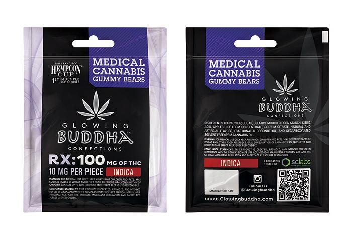 Glowing Buddha Medical Cannabis
