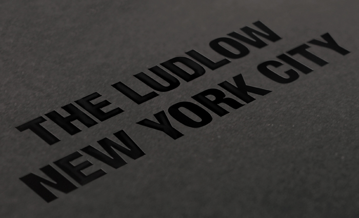 Ludlow Notepad