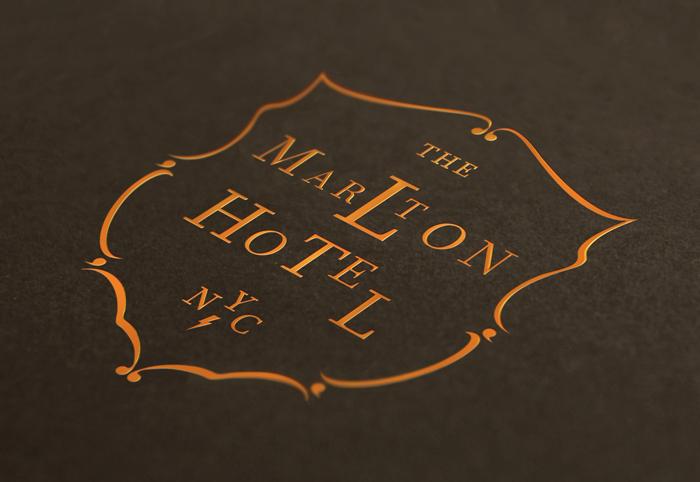 Marlton Postcard
