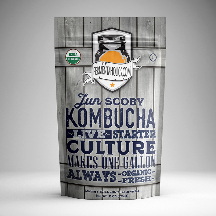 Fermentaholics Packaging Refresh